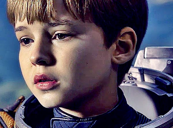 Image of Lost in Space Cast Maxwell Jenkins