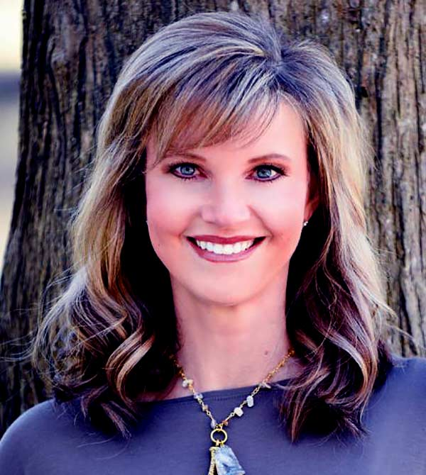 Image of Duck Dynasty cast Missy Robertson