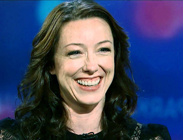 Image of Lost in Space Cast Molly Parker