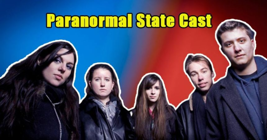 Image of Paranormal State cast, cancelled, new season, fake or real, now