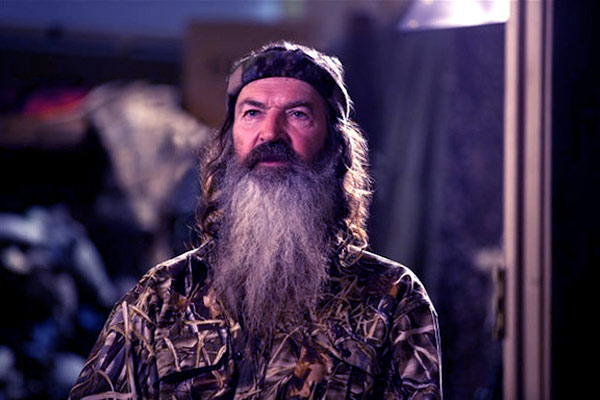 Image of Duck Dynasty cast Phil Robertson
