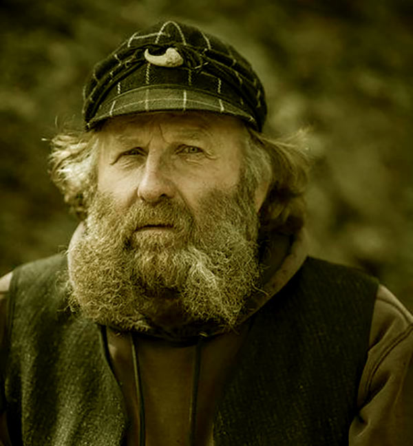 Image of Mountain Men cast Rich Lewis