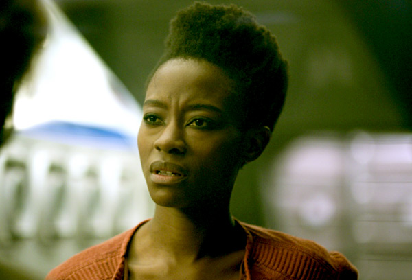 Image of Lost in Space cast Sibongile Mlambo