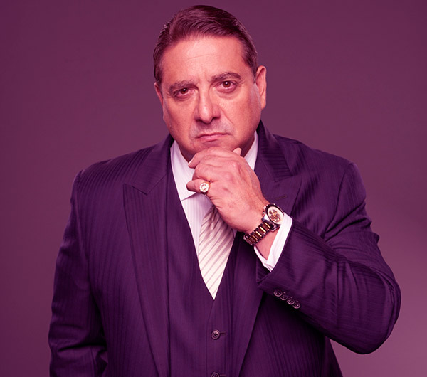 Image of The Dead Files cast Steve DiSichiavi