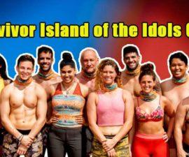 Image of Survivor Island of the Idols cast