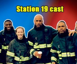 Image of Station 19 cast wiki, canceled or renewed, net worth, bio