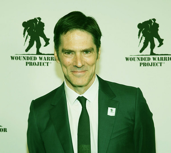 Image of Criminal Mind Cast Thomas Gibson