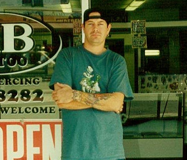 Image of Ink Master Cast Tim Leese