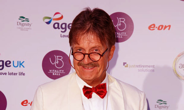 Image of Antiques Roadshow cast Tim Wonnacott