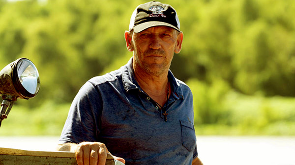 Image of Swamp People cast Troy Landry