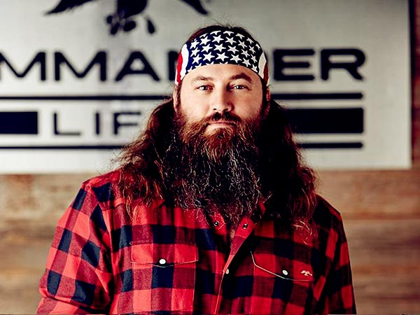 Image of Duck Dynasty cast Willie Robertson