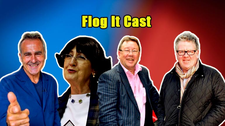 Flog It Cast Back With New Season Or Is