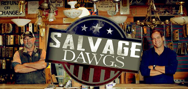 Image of Caption: Salvage Dawgs