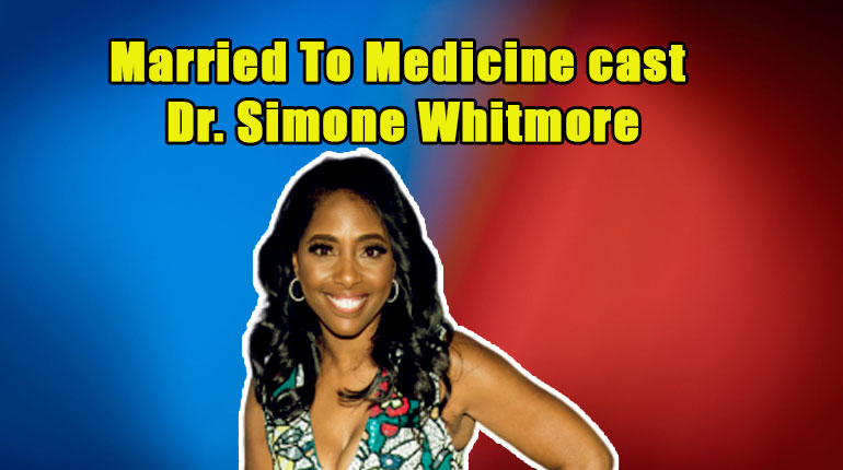 Image of Dr. Simone Whitmore - Know the Facts of Married To Medicine Star