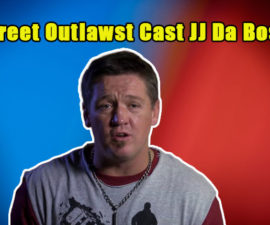 Image of JJ Da Boss From Street Outlaws