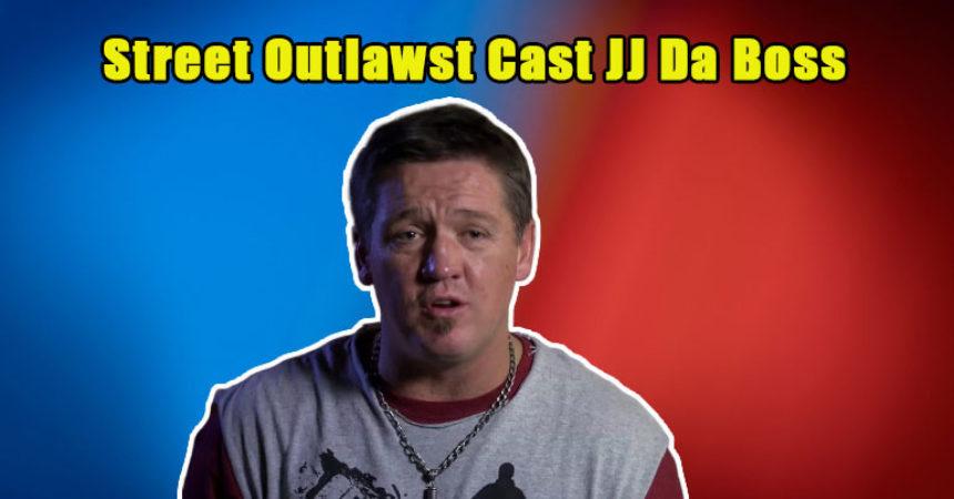 Image of JJ Da Boss From Street Outlaws