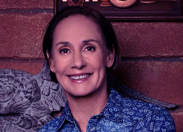 Image of The Conners cast Laurie Metcalf