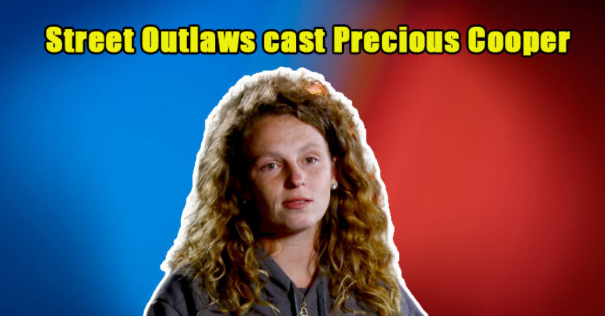 Image of Who is 'Queen of the Streets,' Precious Cooper from Street Outlaws.