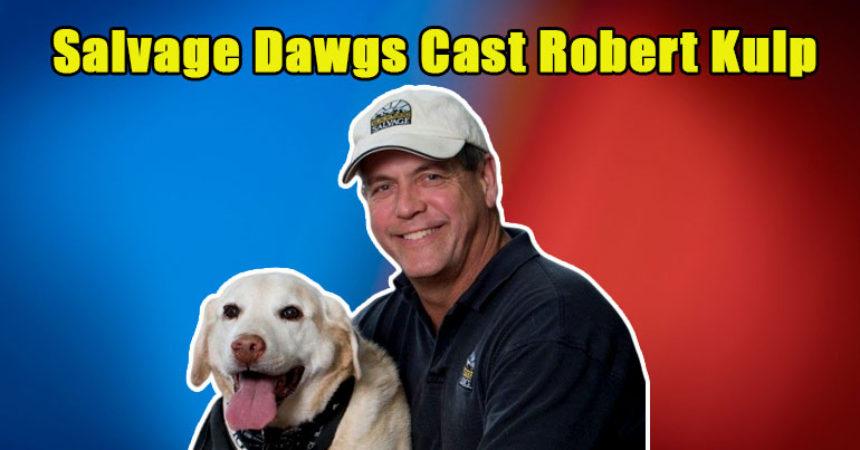 Image of Salvage Dawgs Cast Robert Kulp Illness
