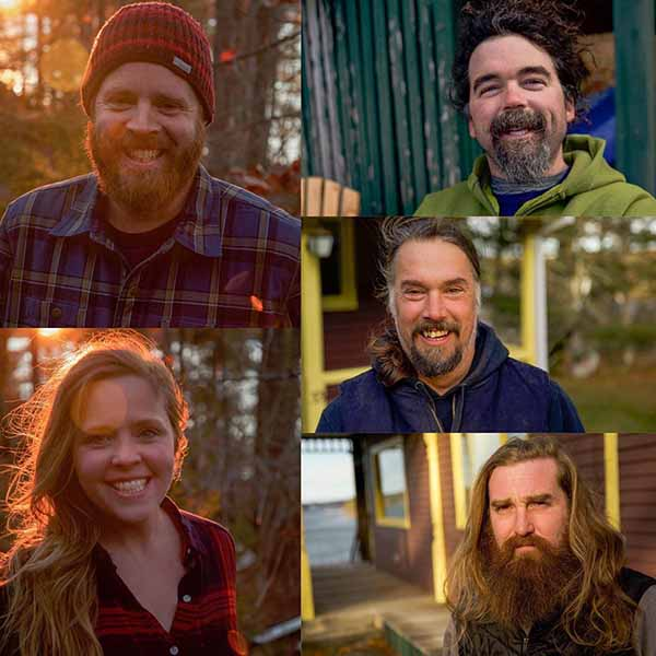 Image of The Maine Cabin Masters Cast Members