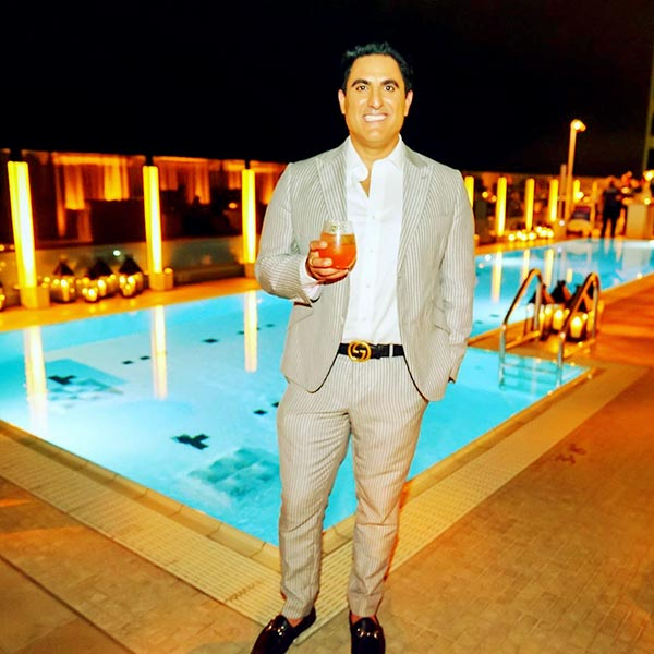 Image of Caption: Reza Farahan is the star of 'Shahs of Sunset'