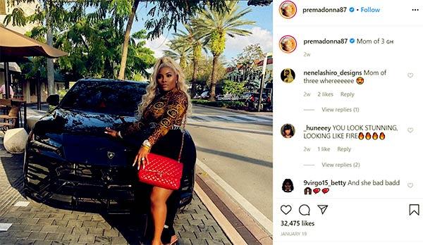 Image of Caption: Premadonna's net worth
