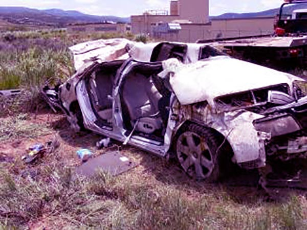 Image of Caption: Randy Edwarda fatal car accident
