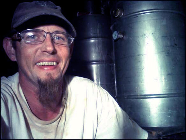 Image of Caption: Bill Canny from Moonshiners' Net Worth
