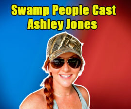 Image of Everything about Ashley Jones from Swamp People: Her husband, miscarriage & net worth