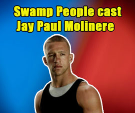 Image of Meet Swamp People cast Jay Paul Molinere: His net worth, MMA career and biography
