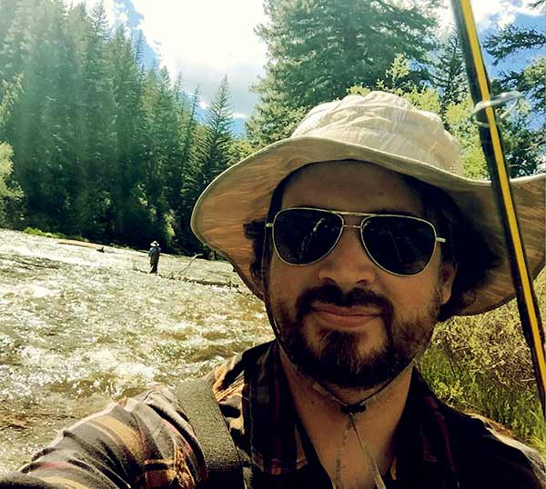 Image of Caption: Ghost Adventures cast Jay Wasley