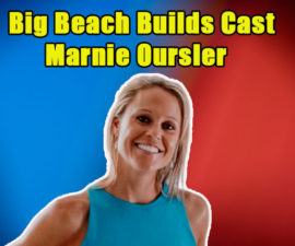 Image of Everything about Marnie Oursler; Is She Married. Gay Rumors or Truth