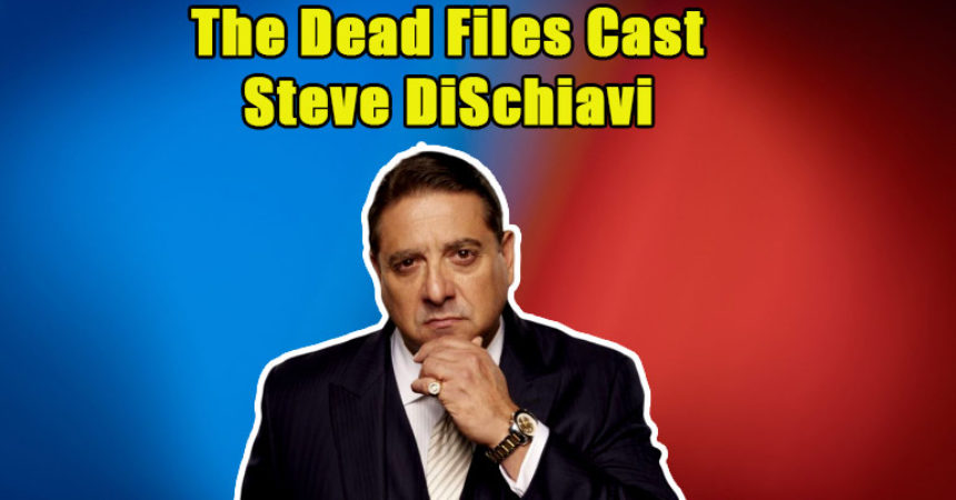 Image of Steve DiSchiavi's Married & Family Life Debunked; His Net Worth & Bio