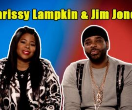 Image of Why is Chrissy Lampkin not Married!?! Jim Jones is Already Like a Husband