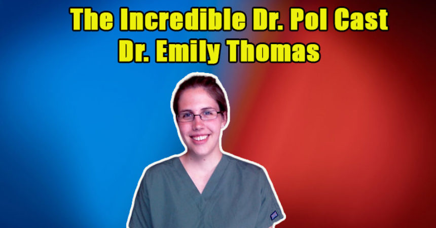 Image of Dr. Emily Thomas After Leaving Dr. Pol; Married Life & Kids