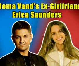 Image of Meet Nema Vand's Ex-Girlfriend Erica Saunders, or is She his Girlfriend Again