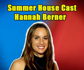 Image of Hannah Berner - From Tennis to Reality Show, Summer House