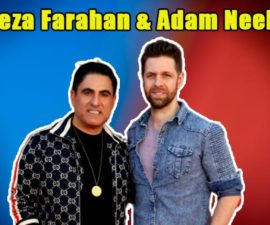 Image of Reza Farahan : Is His Husband, Adam Neely Cheating on Him.
