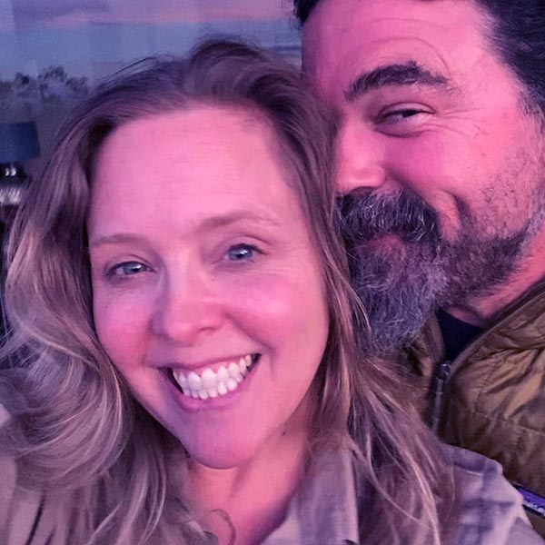 Image of Ashley Morrill and husband Ryan are happily married