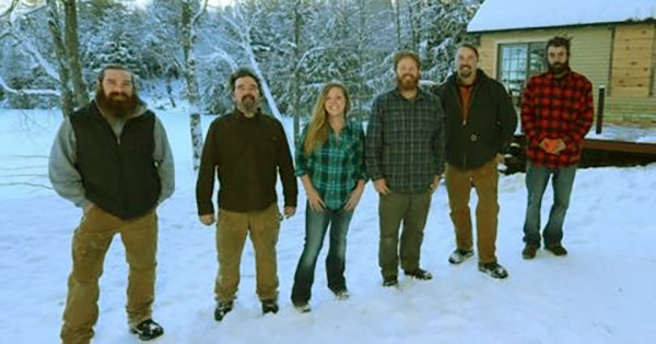 Image of Lance Gatcomb as Maine Cabin Masters' cast