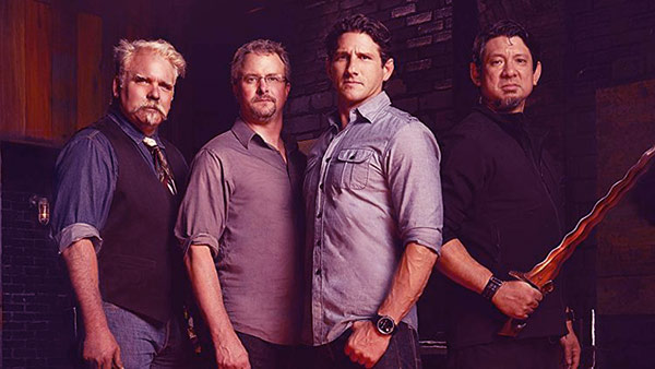 Image of Forged in Fire cast's net worth, married life, and bio