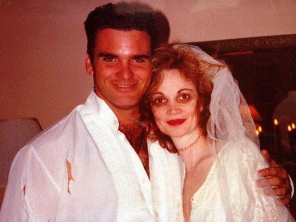 Image of David Baker with partner Nancy Valentine