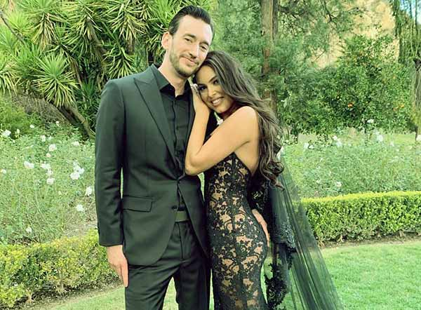 Image of Constance Nunes is married to husband Jared Toller
