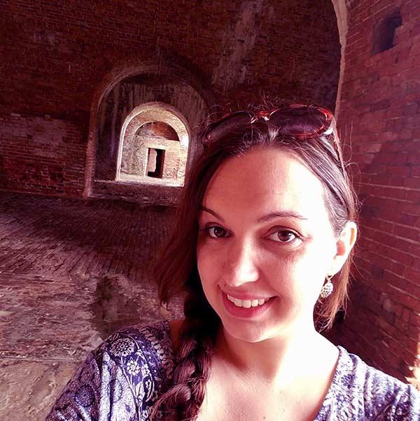 Image of Daniel Edgar's daughter, Danielle Edgar