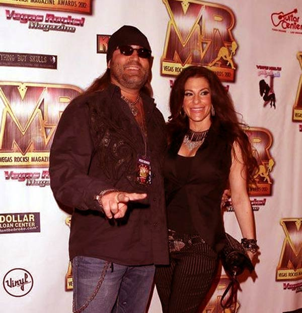 Image of Danny Koker with his wife, Korie