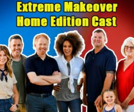 Image of Extreme Makeover Home Edition Cast Net Worth and Salary