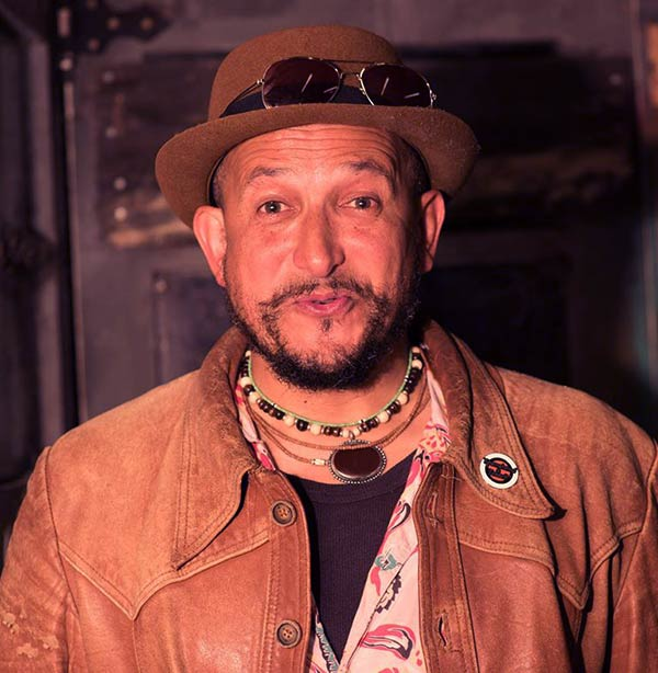 Image of Fuzz Townshend's net worth and bio