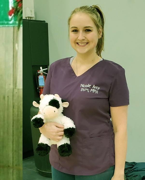 Image of Dr. Nicole Arcy's sister Amanda