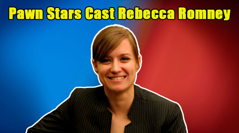 Image of Everything About Rebecca Romney From Pawn Stars