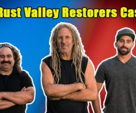 Image of Is Rust Valley Restorers Canceled. Meet the Cast with Their Net Worth